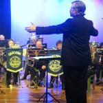David conducting OCB in Manningham Concert